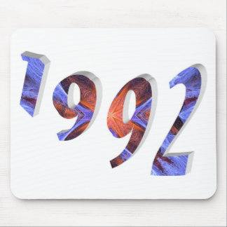 1992 MOUSE PAD