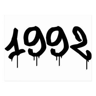 1992 POSTCARD