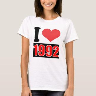 1992 - T-shirt