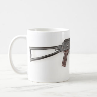 1992 Tula AKS-74U Coffee Mug