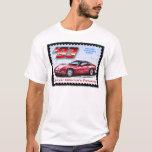 1993 40.os Corvettes del aniversario Playera