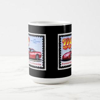1993 40th Anniversary Corvette Coffee Mug