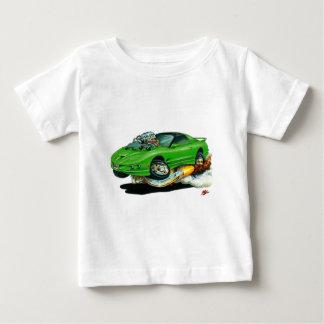 1993-97 Trans Am Green Car Baby T-Shirt