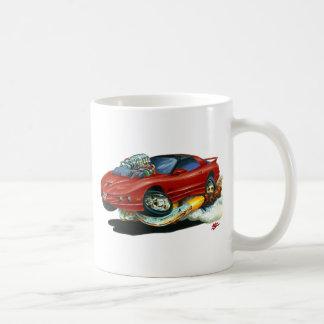 1993-97 Trans Am Maroon Car Coffee Mug