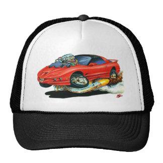 1993-97 Trans Am Red Car Trucker Hat