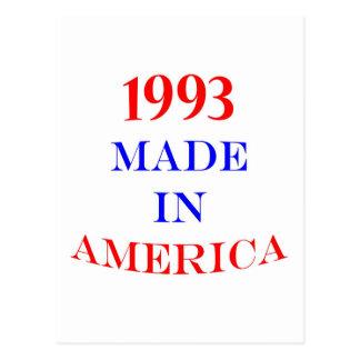 1993 America Postcard