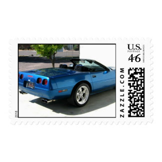 1993 Corvette Convertible Stamp