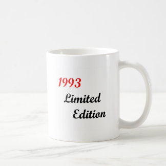 1993 Limited Edition Coffee Mug