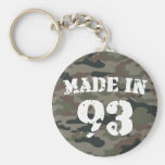 1993 Made in 93 Key Chain