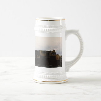 1993 Palmer Railroad Depot and Engine Beer Stein