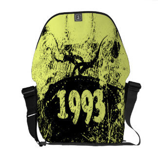 1993 vintage retro - las bolsas de mensajero bolsas messenger