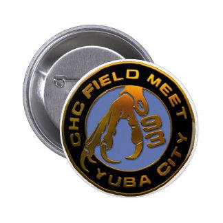 1993 Yuba City Pinback Button