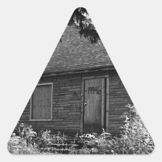 19946 Dresden Triangle Sticker