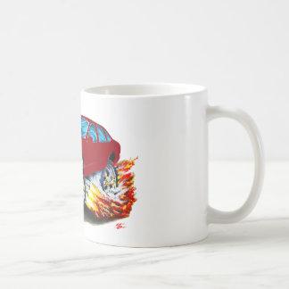 1994-96 Impala Maroon Car Coffee Mug