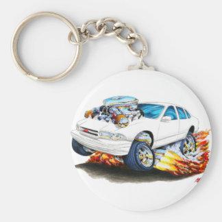 1994-96 Impala White Car Keychain