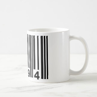 1994 barcode coffee mugs