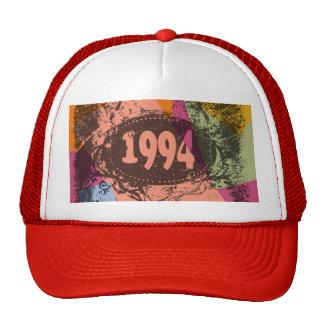 1994 Colorful Pop Art - Hat