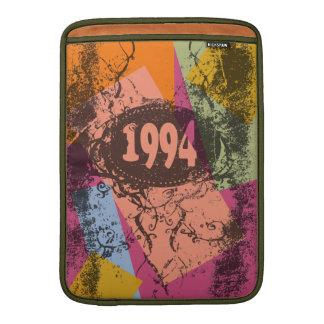 1994 Colorful Pop Art MacBook Air Sleeve