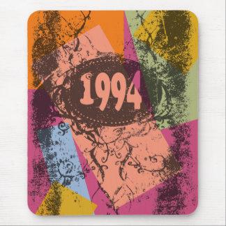 1994 Colorful Pop Art - mousepad