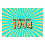 1994 GREETING CARDS