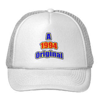 1994 Original Bl Red Trucker Hats
