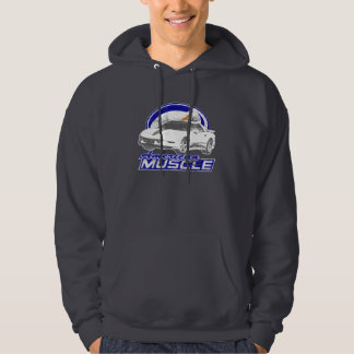 1994 Trans Am American Muscle Graphic Hoodie