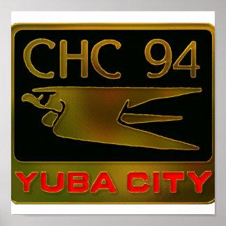 1994 Yuba City Posters
