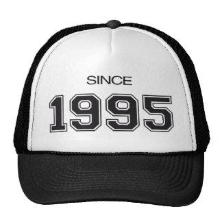 1995 birthday gift idea trucker hat
