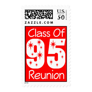 1995 Class Reunion Stamps
