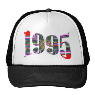 1995 TRUCKER HAT