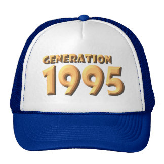 1995 MESH HATS