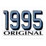 1995 Original Postcards