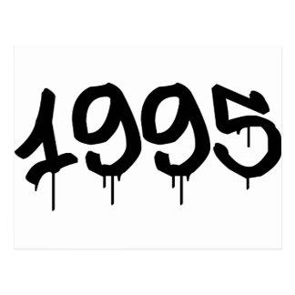 1995 POSTCARD