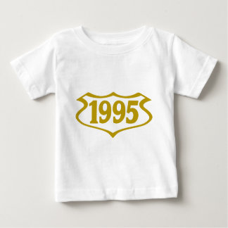 1995-shield.png baby T-Shirt