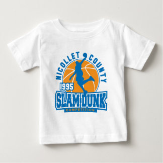 1995 Slam Dunk Competition Baby T-Shirt