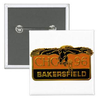 1996 Bakersfield Pinback Button