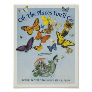 1996 Children's Book Week Poster