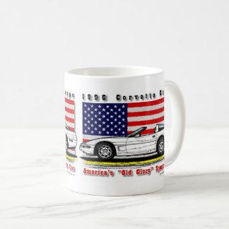 1996 Corvette Coupe Coffee Mug