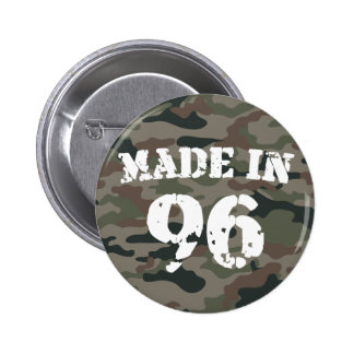 1996 Made In 96 Button