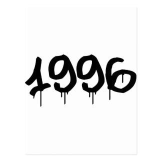 1996 POSTCARD