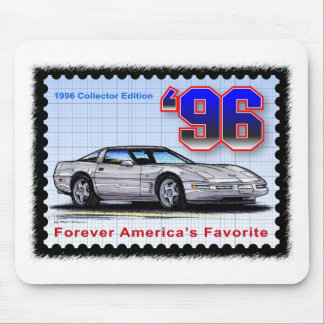 1996 Special Edition Corvette Mouse Pad