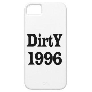 1996 sucio iPhone 5 carcasas