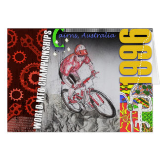 1996 World MTB Champs Card