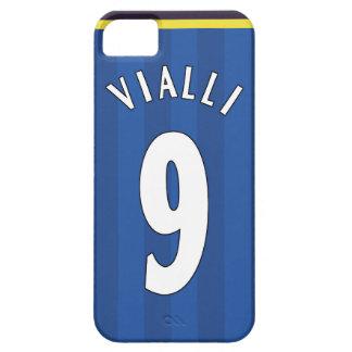 1997-99 Chelsea Home Phone Case - VIALLI 9