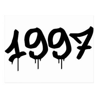 1997 POSTAL