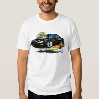 1998-02 Camaro Black Car T-shirt