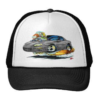 1998-02 Camaro Grey Car Trucker Hat