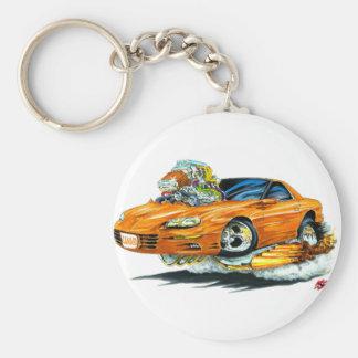 1998-02 Camaro Orange Car Key Chain