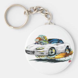1998-02 Camaro White Car Key Chains