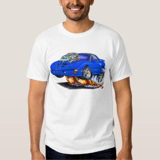 1998-02 Firebird Trans Am Blue Car T Shirt